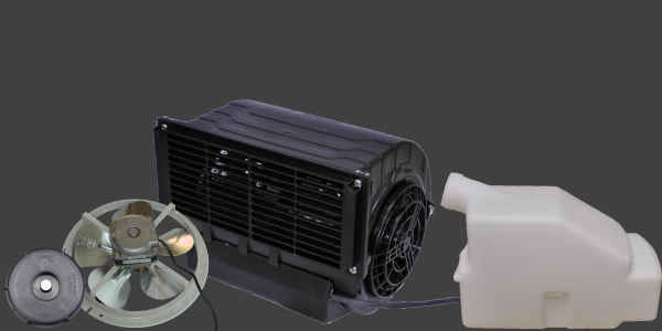Luftbefeuchter & Luftentfeuchter