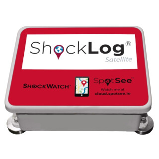 ShockLog Satellite