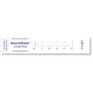 WarmMark Long-Run 31 °C