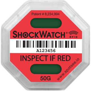 SchockWatch RFID